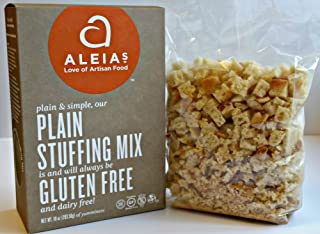Aleia's Gluten Free Plain Stuffing - Pack of 2