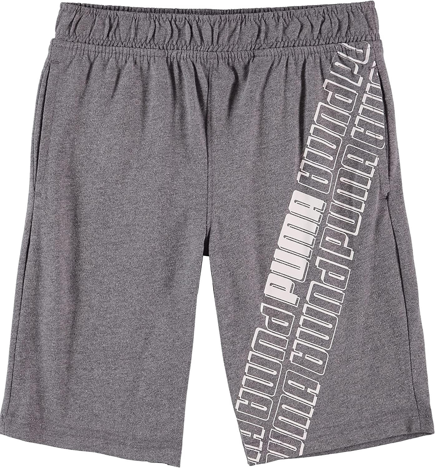 PUMA All items in the store Boys' Amplified Essential online shop Logo Athletic Shorts
