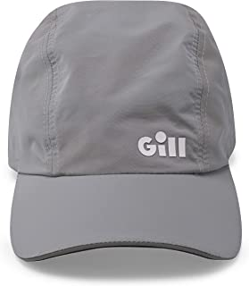 Gill Regatta Cap with 50+ UV Protection and Anti-Corrosion Clip One Size Fits All