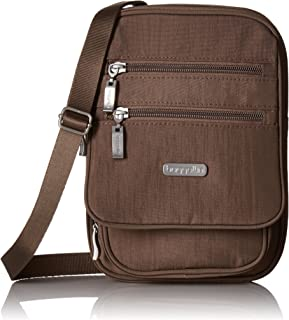 Baggallini womens JOU878 Baggallini Rfid Journey Crossbody Cross Body brown Size: One Size