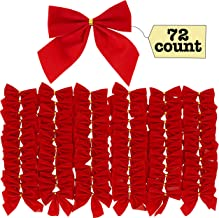 Best small red bows Reviews
