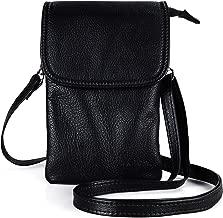 leather crossbody phone purse