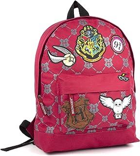 Harry Potter Hogwarts Patch Badges Backpack