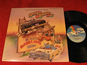 1983 Smokey and The Bandit Part 3 Vinyl LP Record