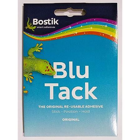 Bostik original Blu Tack par Lizzy/® 2/x 60/g