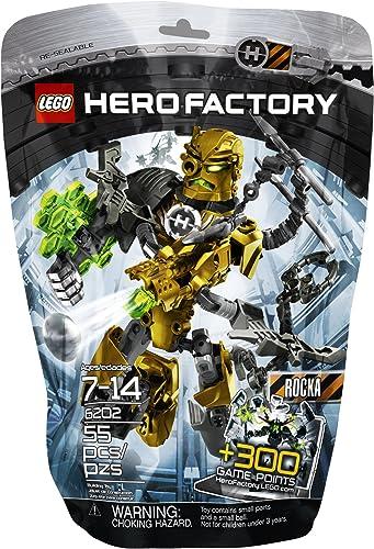mas barato LEGO Hero Factory Rocka 6202 by LEGO LEGO LEGO  liquidación hasta el 70%