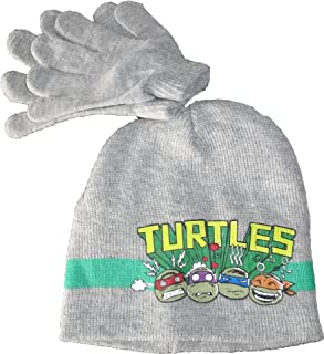 Cappello//Guanti//Sciarpa Ninja Turtles da Bambino Nickelodeon PH4229