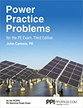 PPI Power Practice Problems for the PE Exam, 3rd Edition (Hardcover) – More Than 560 Practice Problems for the NCEES PE El...