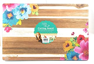 """The Pioneer Woman Spring Floral Cutting Carving Board, 18"""" x 12"""""""