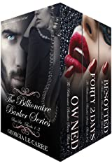 The Billionaire Banker Series - Box Set Kindle Edition