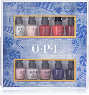 OPI Nutcracker Collection, Mini Set of 10