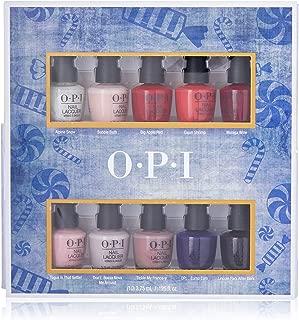 OPI Nutcracker Collection, Mini Set of 10