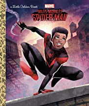 Miles Morales (Marvel Spider-Man) (Little Golden Book)