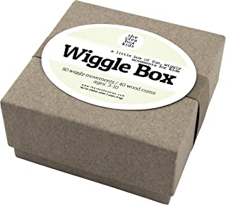 The Idea Box Kids Wiggle Box: Active Movement for Kids - Indoor Play for Kids