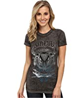 Affliction - Painted Desert Short Sleeve Baby Tee