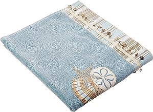Avanti By the Sea 4-Piece Towel Set, Mineral