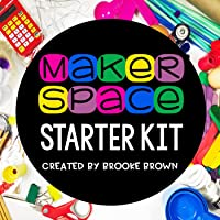 PRINTABLE MAKERSPACE STARTER KIT for K-5th Grade