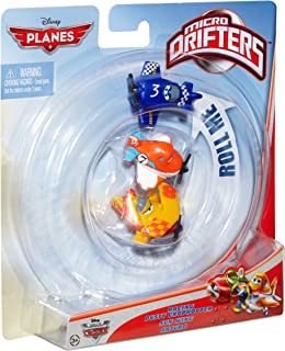 Disney Planes Micro Drifters 2, 3-Pack
