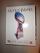 Super Bowl Xxxvi 36 New Orleans Program (2002 New England Patriots Vs St Louis Rams)