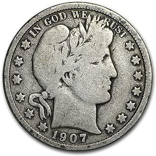 Best 1907 d barber half dollar Reviews
