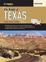 MAPSCO The Road of Texas Highway Atlas - Spiral Bound - 2019