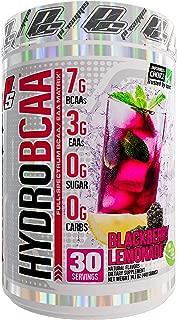 ProSupps HydroBCAA BCAA/EAA Full Spectrum Matrix, 7g BCAAs, 3g EAAs, 0g Sugar, 0g Carbs, 30 Servings, (BlackBerry Lemonade Flavor)