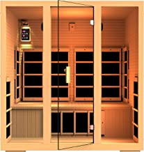 JNH Lifestyles MG417HB Joyous 4 Person Far Infrared Sauna