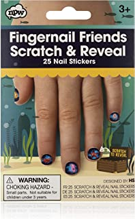 NPW-USA Fingernail Friends Nail Decals