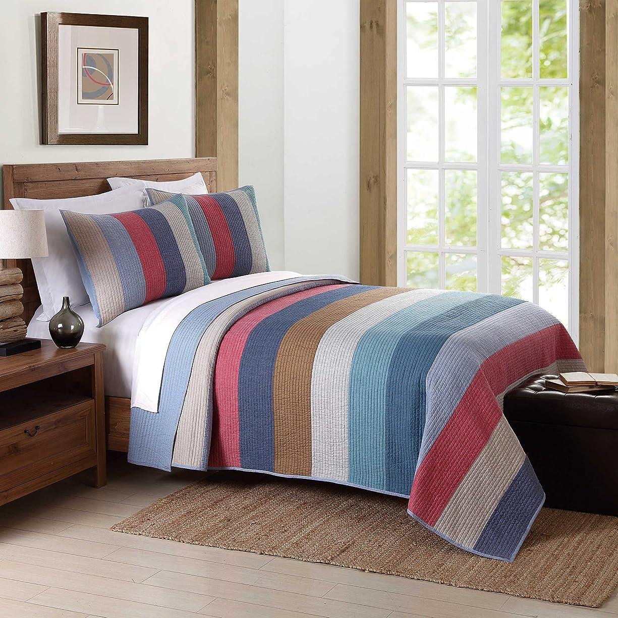 悲しみ溝牧草地Brooklynルーム標準サイズ枕シャムからのGarrett寝具コレクションpqw9771ss-1112