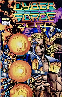 1993 - Image Comics - Cyber Force Zero - Issue #0 - Art: Walter Simonson - First Print - Collectible