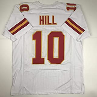 tyreek hill stitched jersey