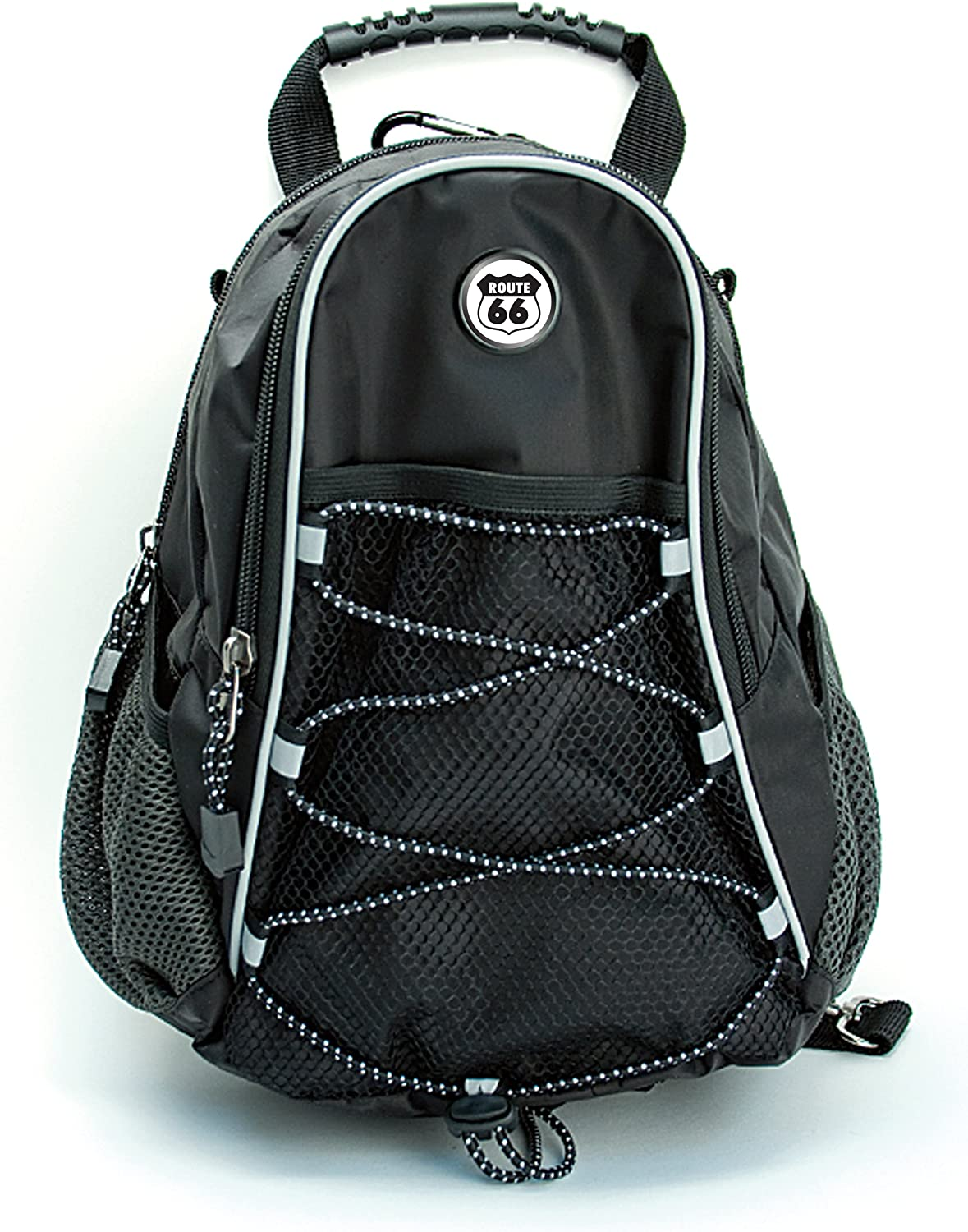 CMC Scottsdale Mini Day Pack with Route 66 Marker, schwarz