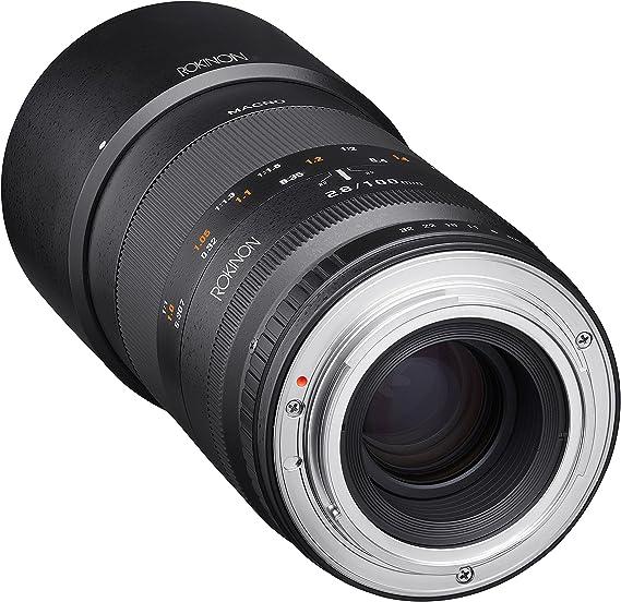 Rokinon Ef 100 Mm F 2 8 Camera Photo