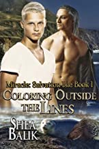 Coloring Outside the Lines (Miracle Salvation Island Book 1)