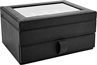 Fossil Leather Display Watch Case