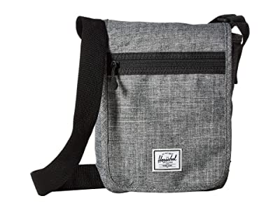Herschel Supply Co. Lane Small (Raven Crosshatch) Messenger Bags