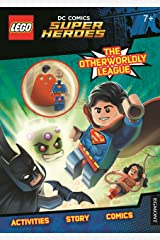 LEGO® DC Comics Super Heroes: The Otherworldy League! (Activity Book with Superman Minifigure) Paperback