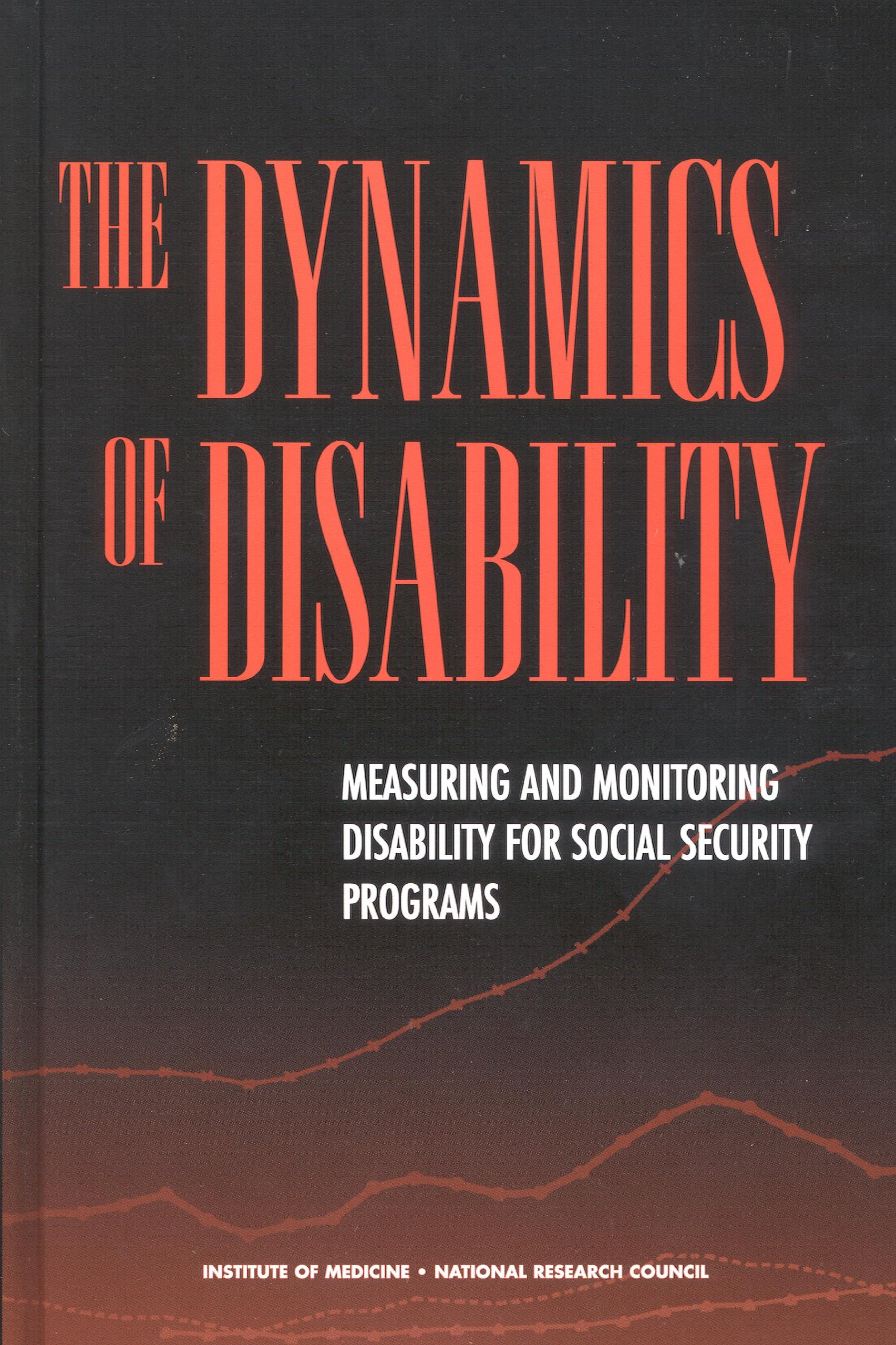 Dynamics Disability Measuring Monitoring Security ebook
