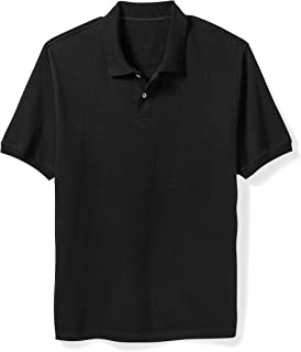 Amazon Essentials Men's Big and Tall Big & Tall Cotton Pique Polo Shirt