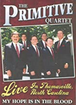 THE PRIMITIVE QUARTET - MY HOPE IS IN THE BLOOD