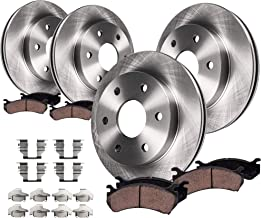 Best 2003 chevy trailblazer brake pads and rotors Reviews