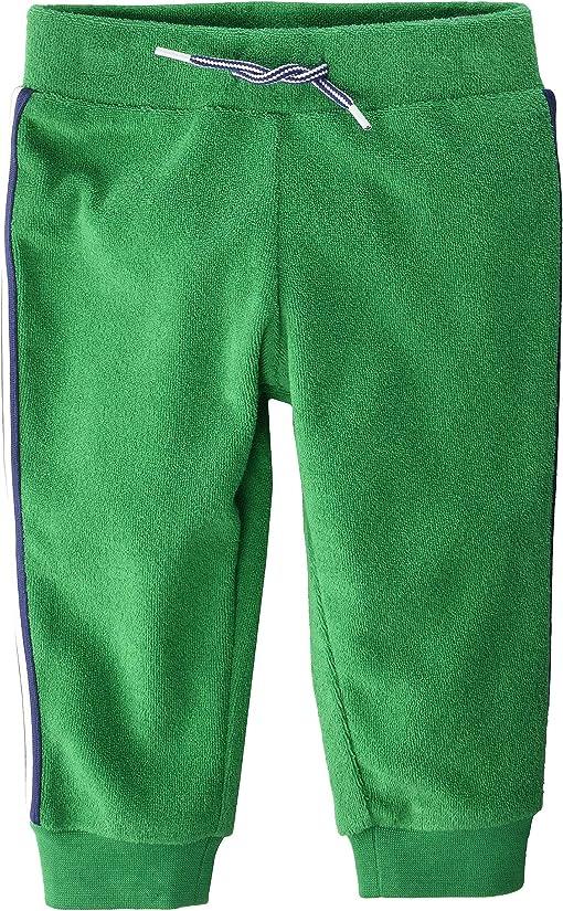 Green Sport Stripe
