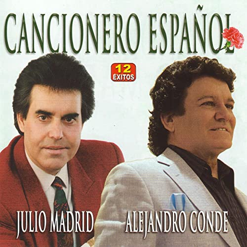 Cancionero Español de Alejandro Conde & Julio Madrid en Amazon Music - Amazon.es
