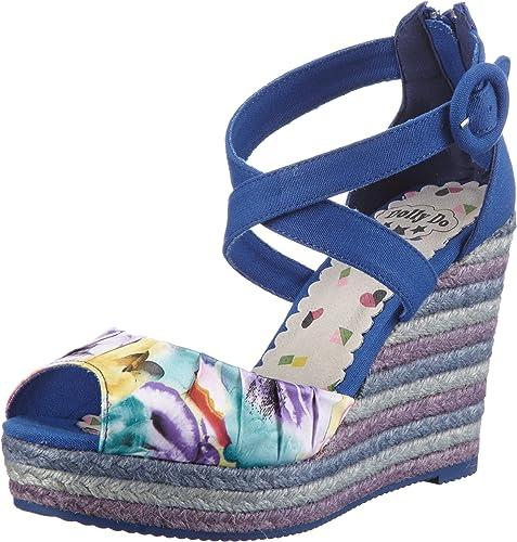 Dolly Do Sandal DD52219 - Sandalias de Lona para damen