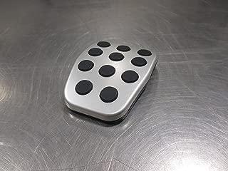 New OEM aluminum clutch pedal pad Mazdaspeed 3, Mazdaspeed 6, Miata & RX-8 F161-43-028