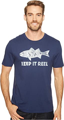 Reel Fish Smooth Tee
