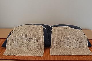 bolsa de crochet para pan