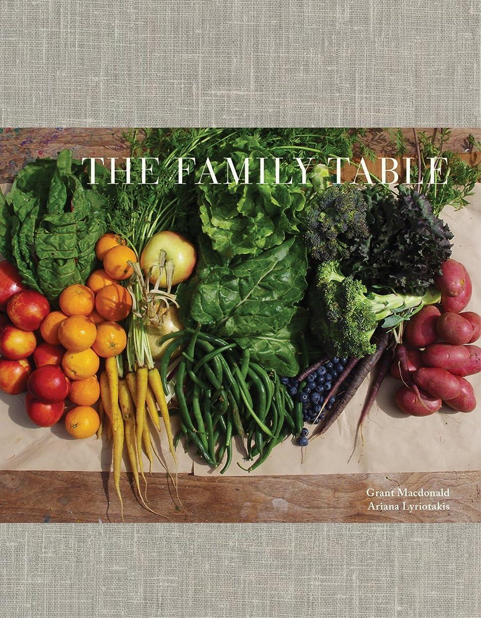 自発頭蓋骨看板The Family Table: A collection of favourite recipes, anecdotes, and food-inspired memories (English Edition)