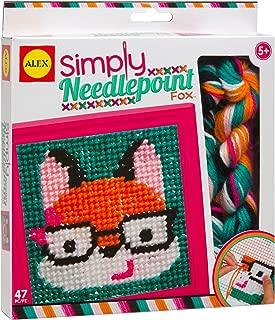 ALEX Toys Craft Simply Needlepoint Fox