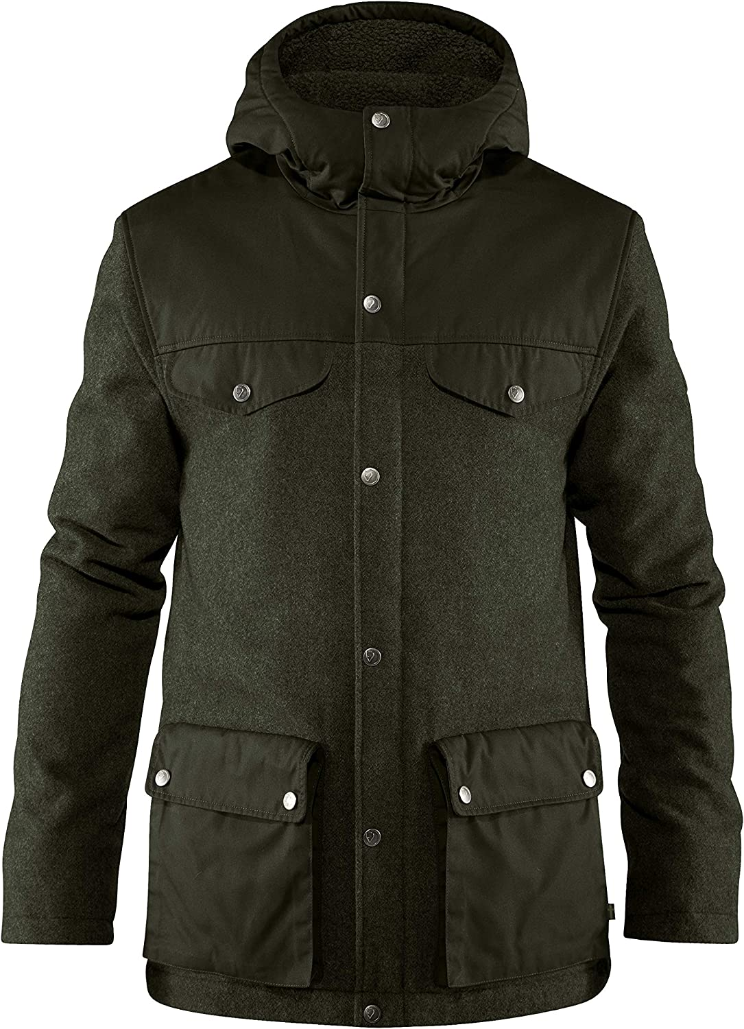 FJLLRVEN Grünland Re-Wool Jacket Men - Funktionsjacke
